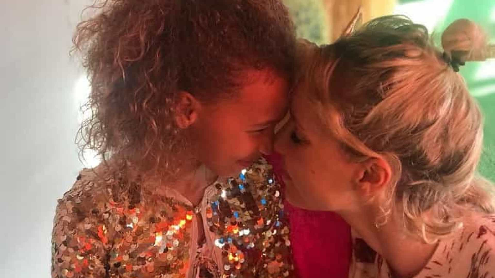 Assim foi a festa de aniversário da filha mais velha de Luciana Abreu