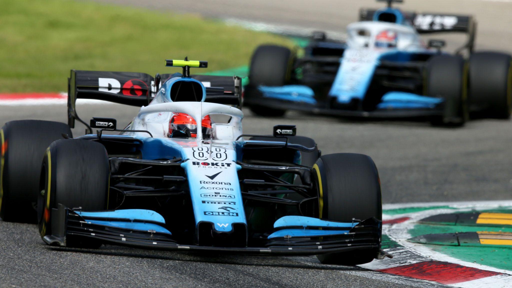 Fórmula 1: Escuderia Williams em 'lay-off' parcial