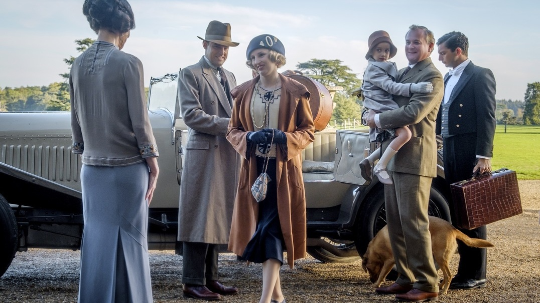 "Novo trailer de ""Downton Abbey"": os Crawley preparam-se para uma visita real"