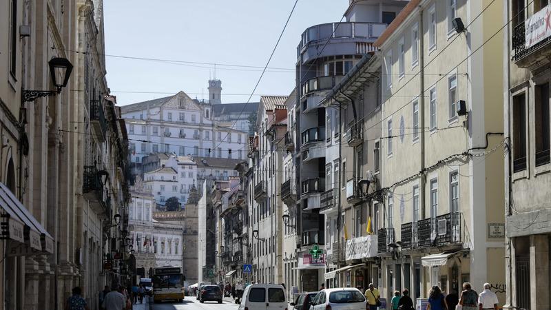 Tecnológicas mudam-se para a Baixa de Coimbra com a esperança de lhe dar outra vida