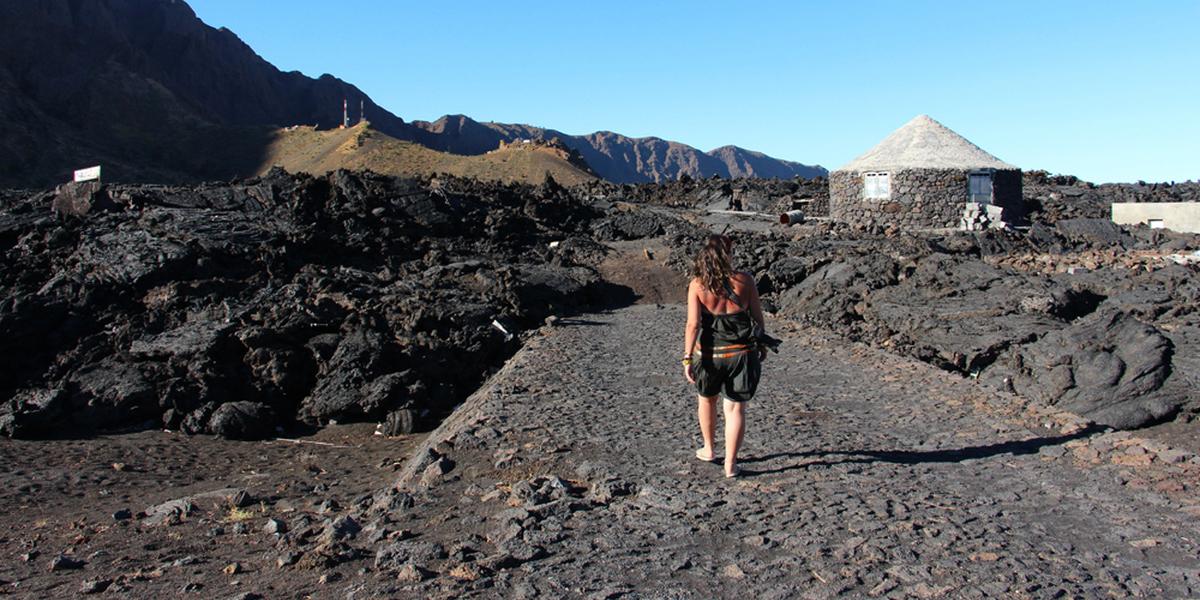 Uma viagem fotográfica inédita à escaldante ilha do Fogo (e ao topo do vulcão), Cabo Verde
