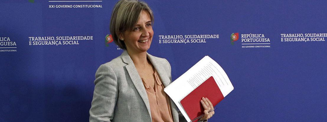 "Marta Temido: ""Nunca me senti refém"" de Mário Centeno"