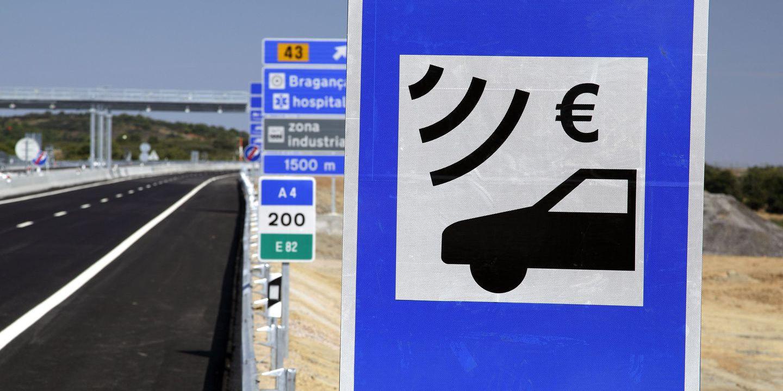 Portagens nas autoestradas vão aumentar em 2019