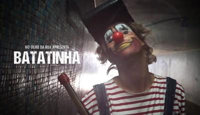 """O """"falso"""" trailer do filme sobre Batatinha (com Companhia) que está a conquistar as redes sociais"""