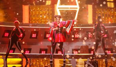 Festival da Eurovisão: paródia com a canção vencedora gera polémica