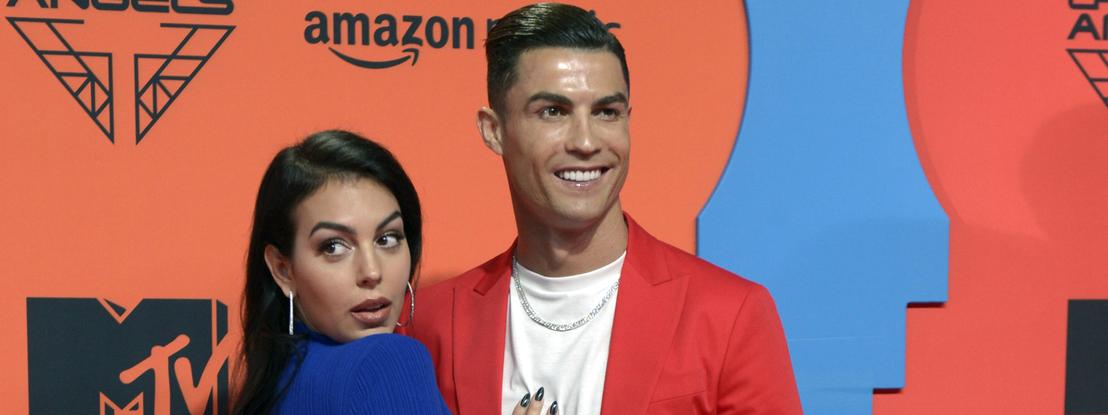 Cristiano Ronaldo e Georgina Rodríguez casaram-se em segredo, diz revista