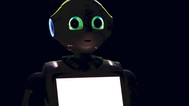 """""""As pessoas sentem que os robôs estão a cuidar delas, mas é o software"""""""