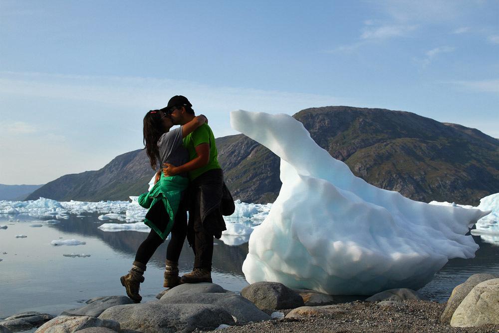 Na Gronelândia ouve-se o oxigénio aprisionado há milhares de anos