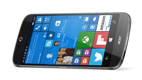 Smartphones e tablets da Acer vão ter aplicações da Microsoft pré-instaladas