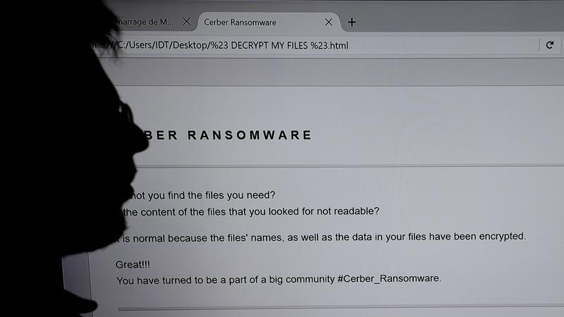 Ransomware: 30 organismos públicos atacados desde o início de 2019