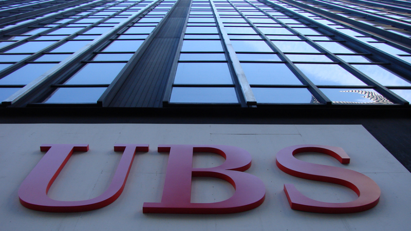 UBS com lucros de mil milhões de euros no primeiro trimestre, menos 27%