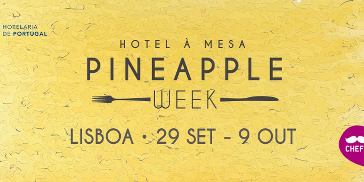 Pineapple Week - Hotel à Mesa propõe dez dias de experiências gastronómicas
