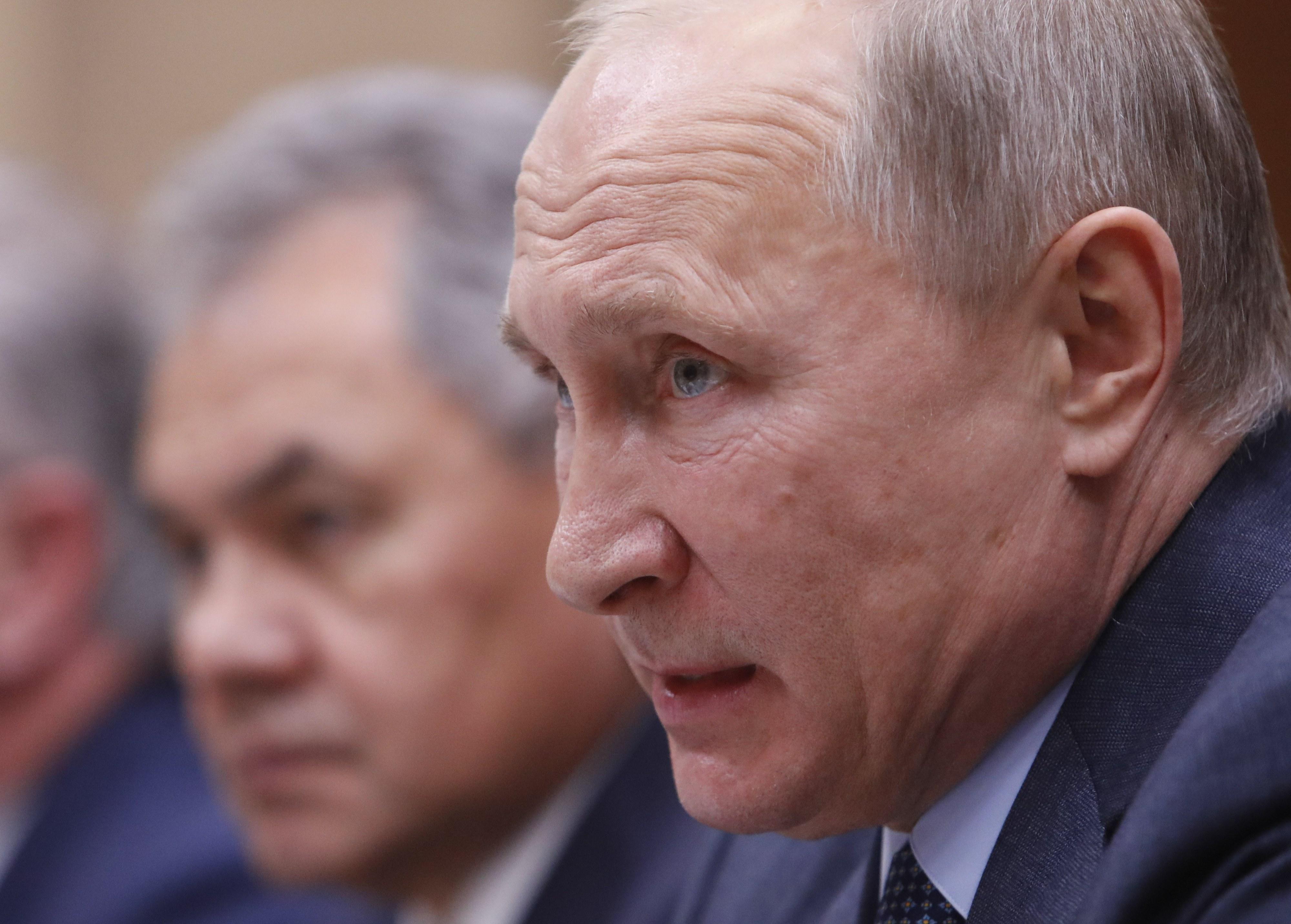 Rússia e República Centro-Africana assinam acordo de cooperação militar