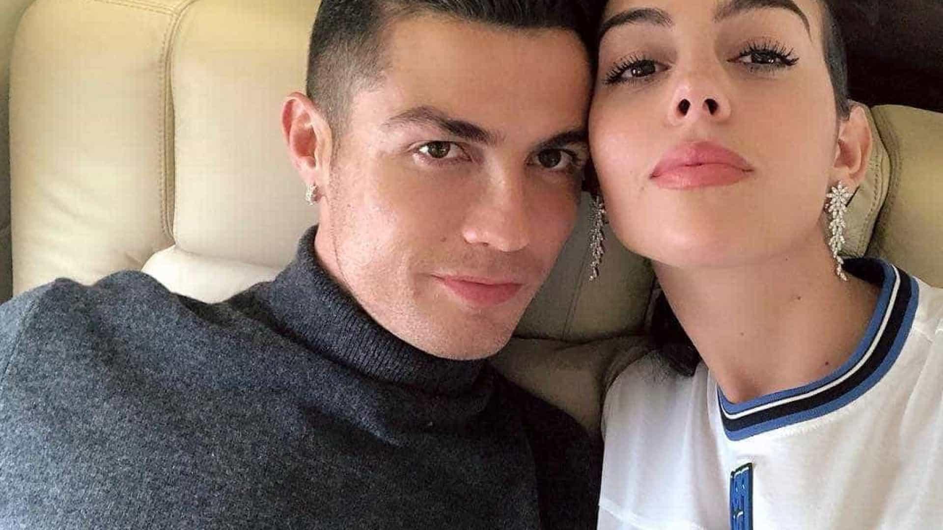 Mais rebelde que nunca! Novo look de Ronaldo divide opiniões entre os fãs