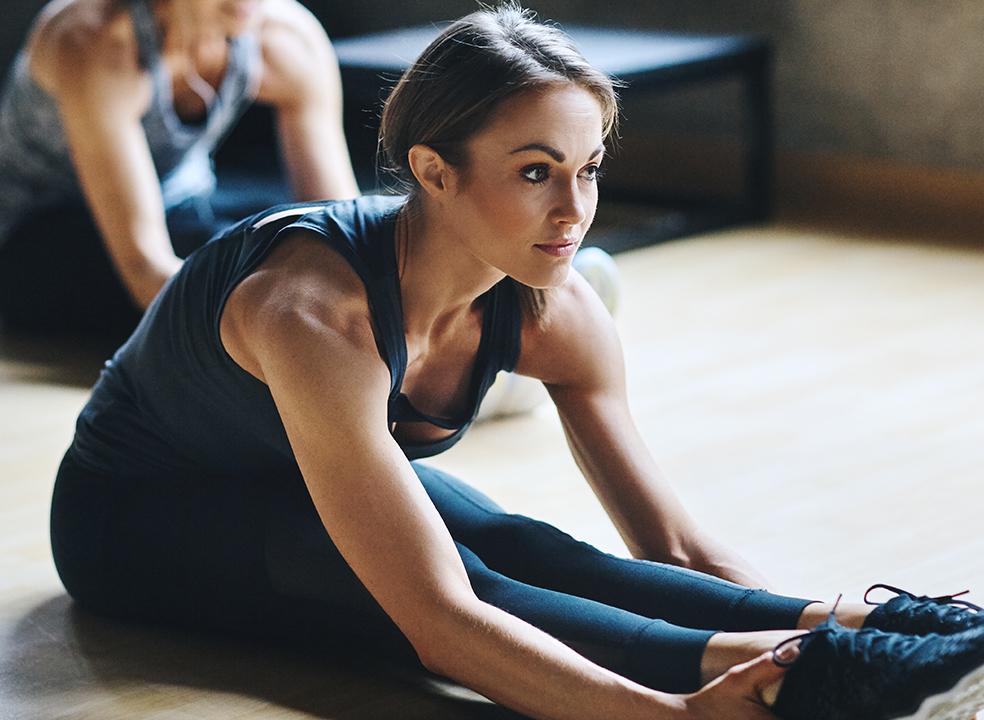 Já fez exercício hoje? Experimente esta aula de alongamentos online