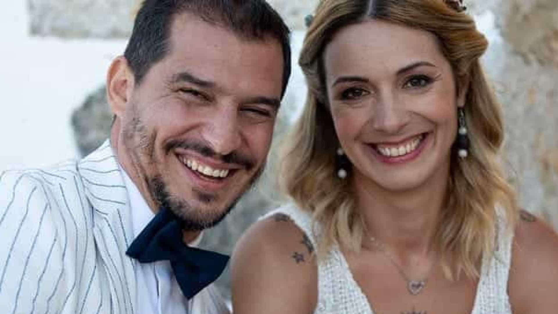 Pedro e Liliana terminam casamento e abandonam 'Casados à Primeira Vista'