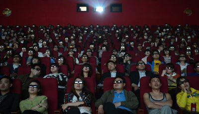 EUA ultrapassados: Já não são o país com mais salas de cinema