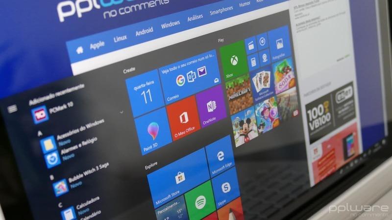 Microsoft prepara-se para os ecrãs dobráveis com um novo Windows 10