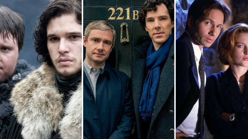 """De """"A Guerra dos Tronos"""" a """"Sherlock"""": os grandes amigos das séries de televisão"""
