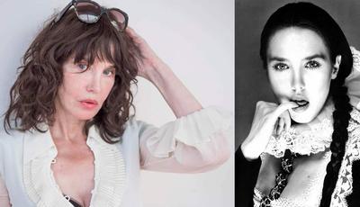 Foi uma das mais belas atrizes francesas, vive em Portugal, mas está irreconhecível
