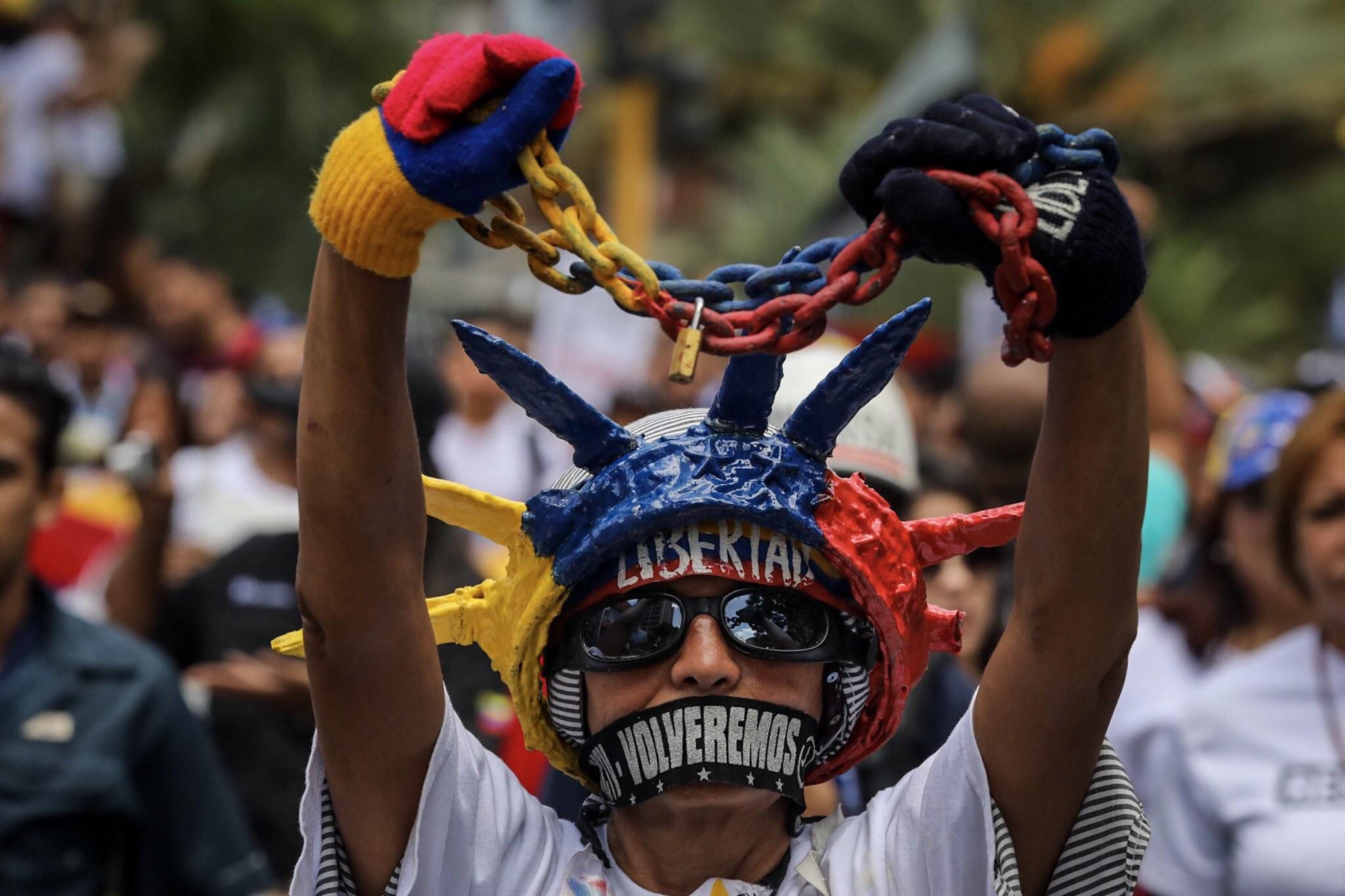 Brasil reitera preocupação com escalada de tensão na Venezuela