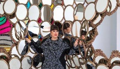 """""""I'm Your Mirror"""", exposição de Joana Vasconcelos, em Serralves, em 17 imagens"""