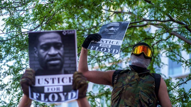 EUA. Detido o polícia que se ajoelhou sobre o pescoço de George Floyd antes de este morrer sufocado
