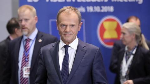 Tusk sobre Brexit: UE preparada para qualquer cenário, incluindo permanência do Reino Unido
