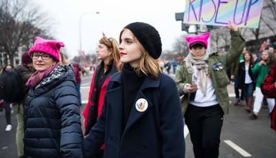 A moda sustentável de Emma Watson