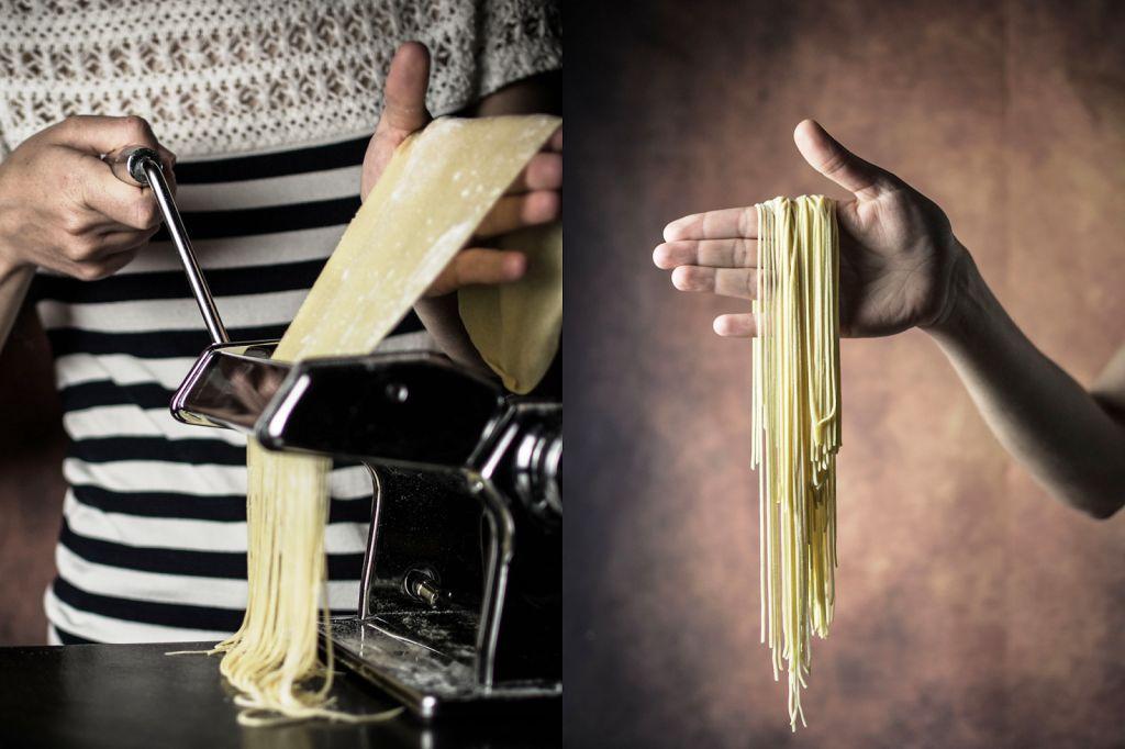 Como preparar uns soberbos Noodles com ovo