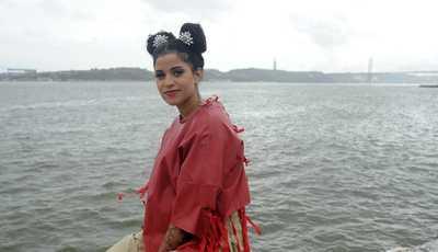"""Blaya: """"As artistas femininas em Portugal não têm muitas hipóteses"""""""