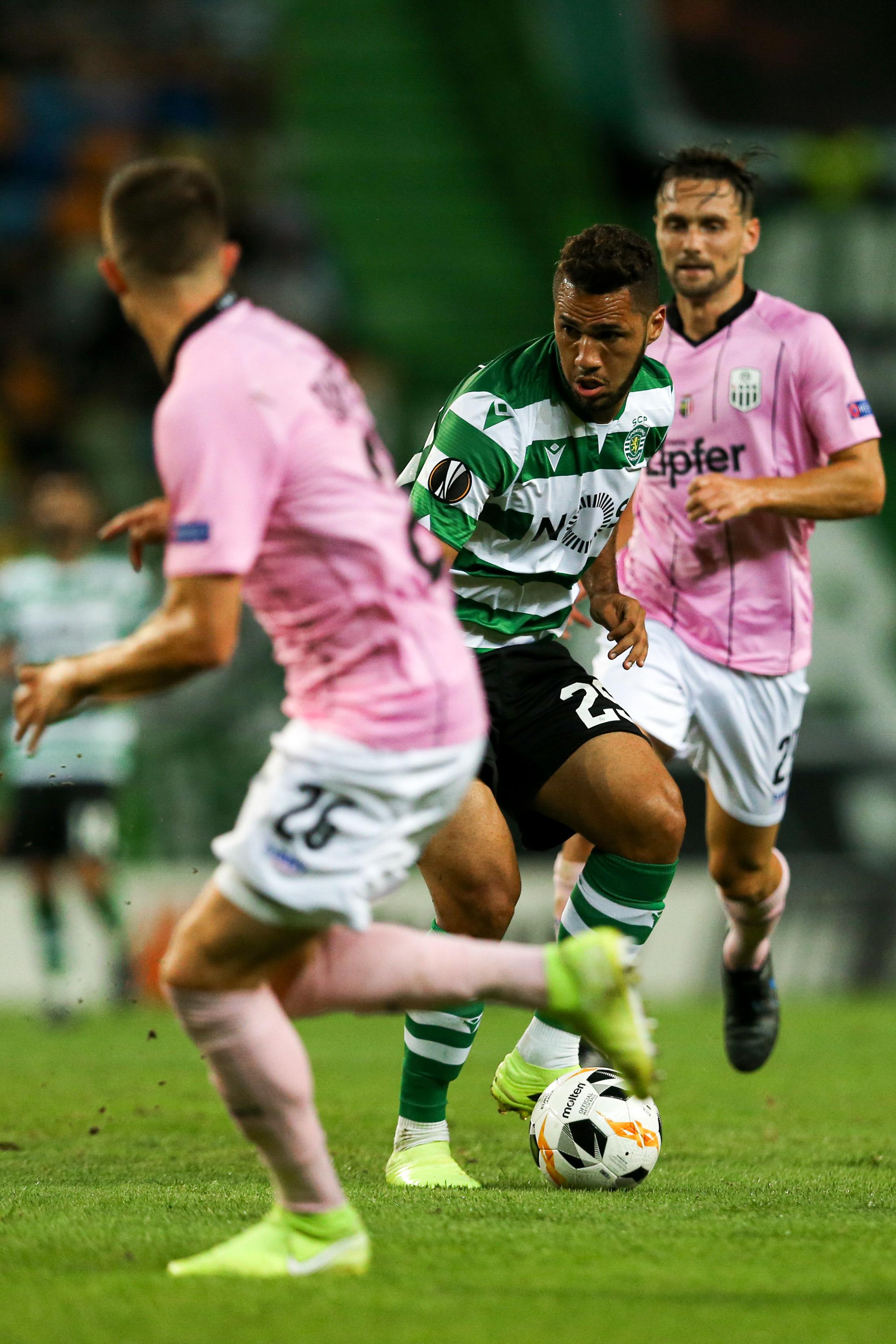 """Luiz Phellype: """"Silas percebeu o momento por que estávamos a passar quando chegou"""""""