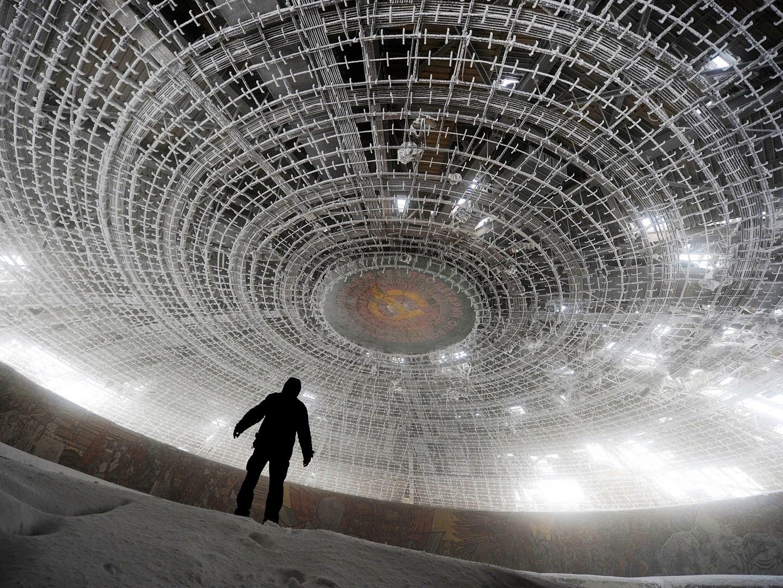 Os mais bonitos lugares abandonados do mundo