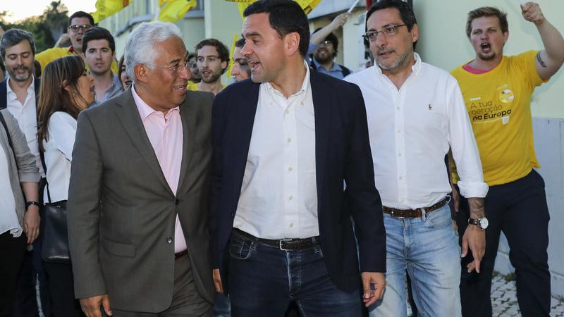 Sondagem da RTP para as eleições legislativas projeta vitória do PS com 39%