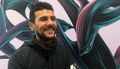 """""""Atlantide"""": Artista português Pantónio leva nova exposição a Paris"""