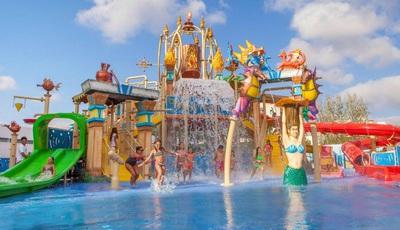 8 hotéis com parque aquático incluído
