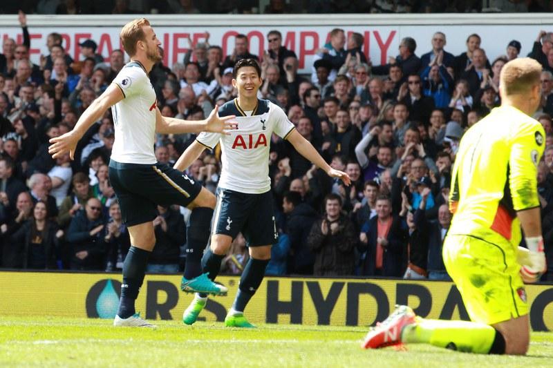 Tottenham vence e não deixa fugir o Chelsea