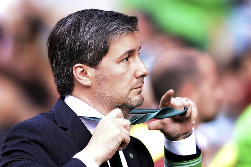 Bruno de Carvalho lança-se às contas do Benfica