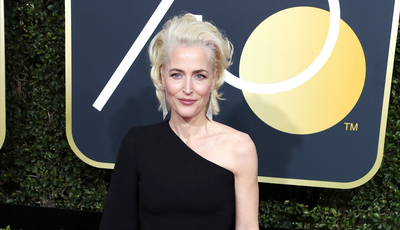 """The Crown"": Gillian Anderson será Margaret Thatcher na quarta temporada da série"