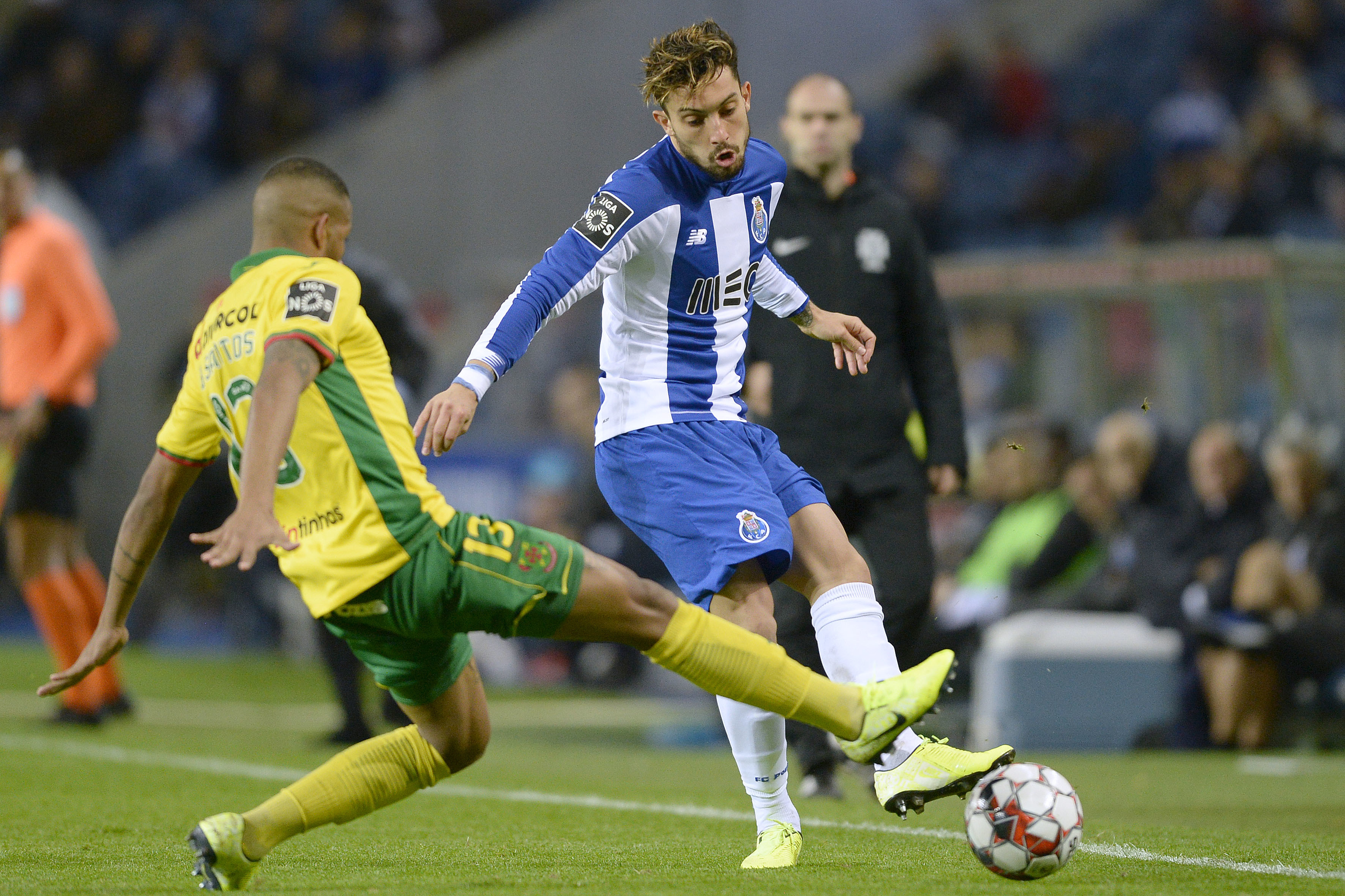 FC Porto com pontaria a mais: já são 17 remates aos ferros esta época
