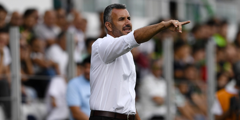 """Ivo Vieira: """"Era fundamental que os jogadores tivessem este compromisso"""""""