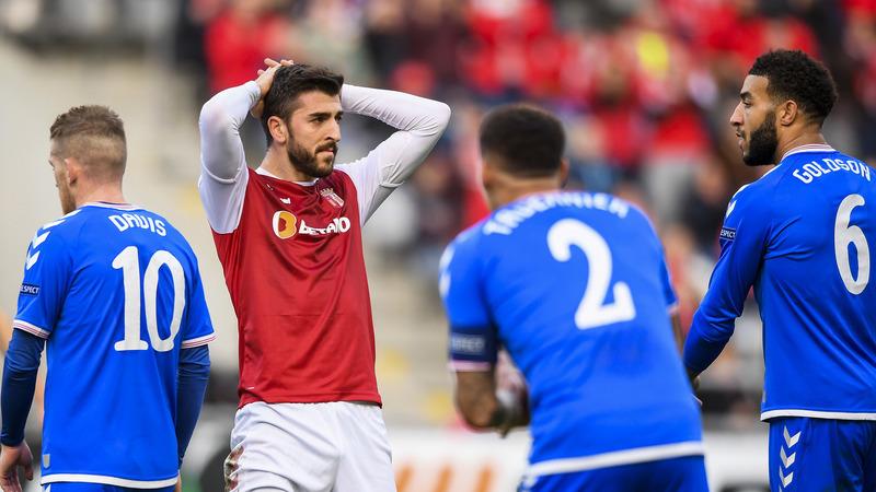 SC Braga volta a perder com o Rangers e está fora da Liga Europa