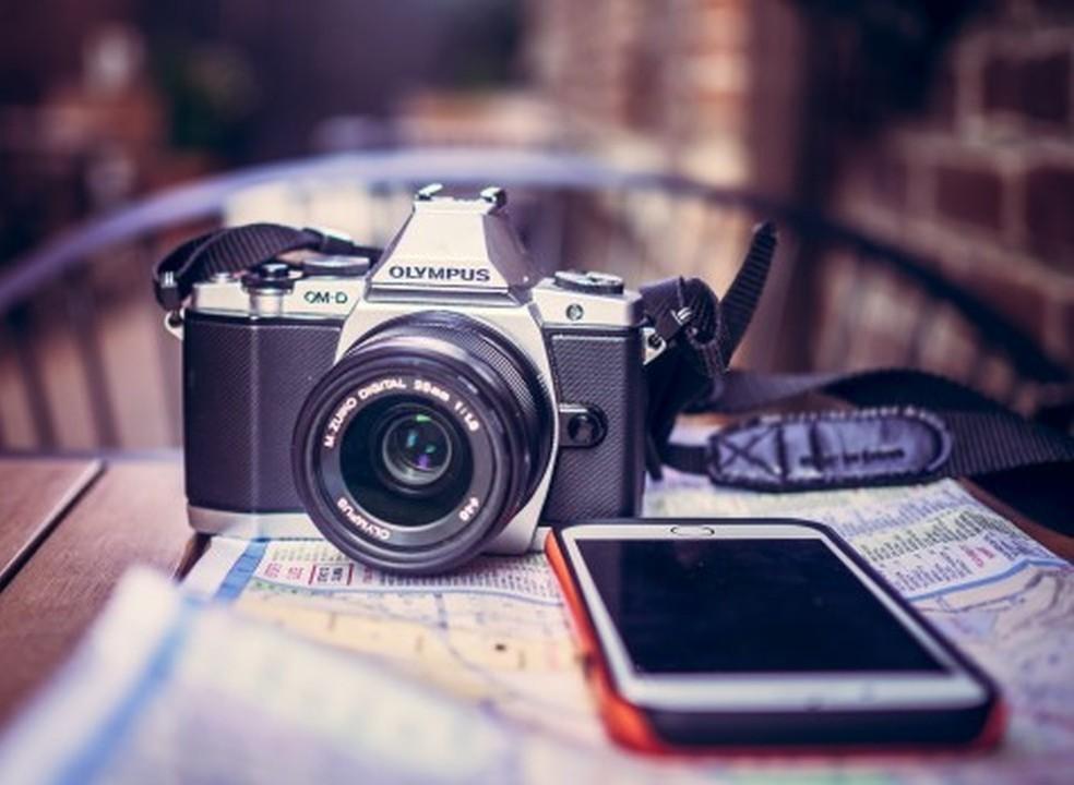 Os smartphones têm prejudicado o mercado das câmaras fotográficas?