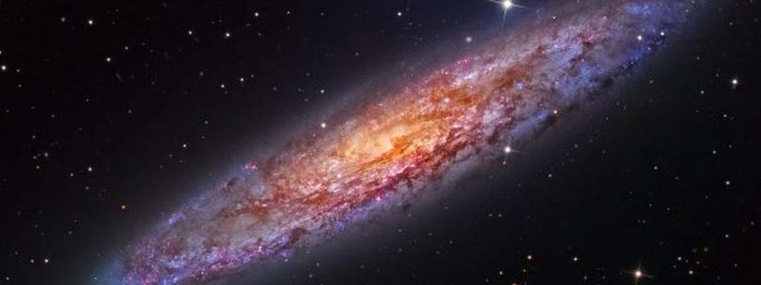 """Pela primeira vez, cientistas encontraram oxigénio """"respirável"""" noutra galáxia"""