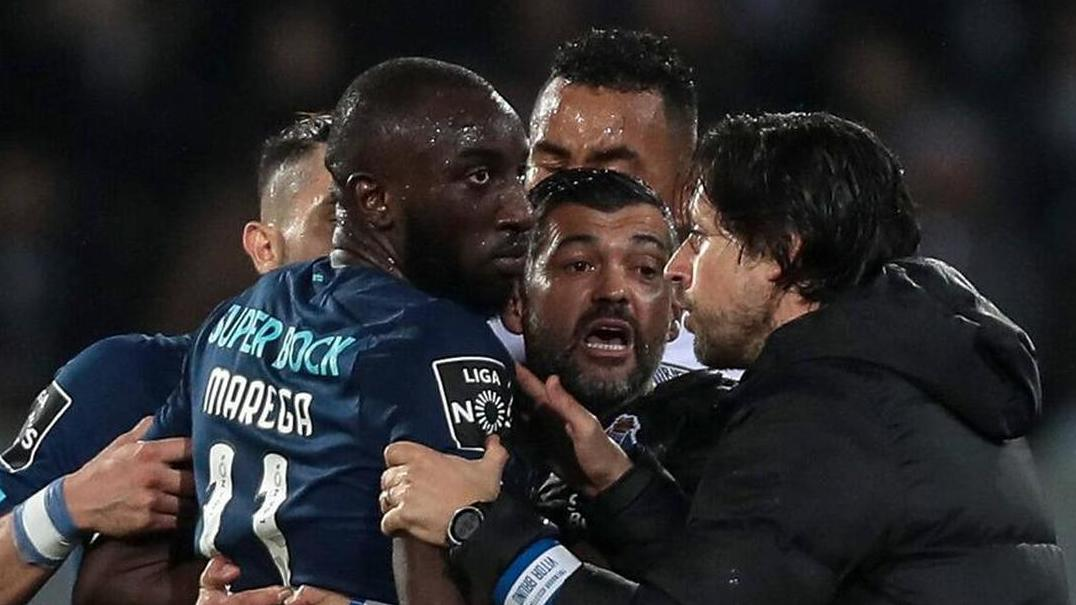 Aconteceu esta semana: Alvo de insultos racistas, Marega abandona o jogo no D. Afonso Henriques