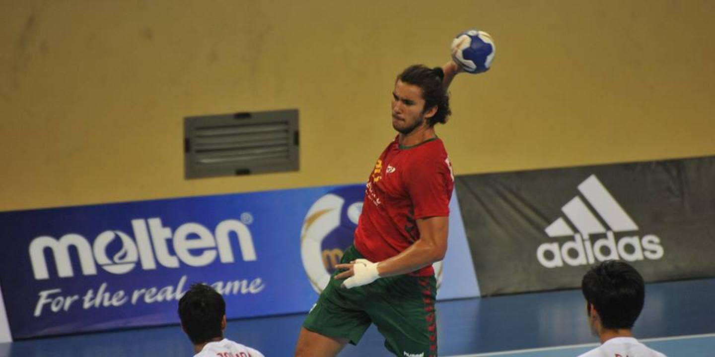 Português Luís Frade eleito melhor pivô Mundial de sub-19 em andebol