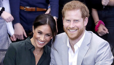 Príncipe Harry e Meghan Markle afastam-se da vida pública após escândalo