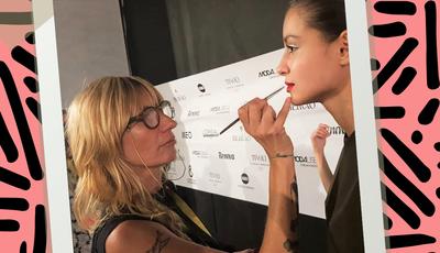 #BeautyPro: Antónia Rosa, a maquilhadora parisiense que viu crescer a Moda nacional