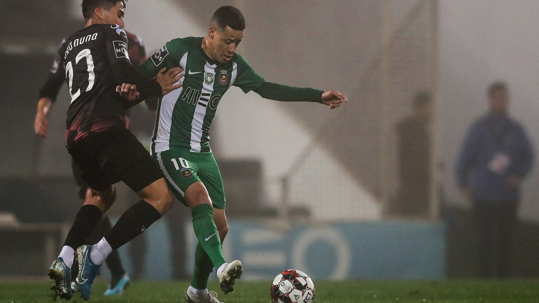 Diego Lopes marcou o melhor golo da jornada