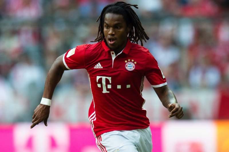 Bayern quer vender Renato Sanches, médio diz que, em princípio, fica